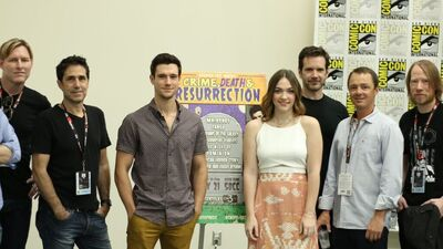 San Diego Comic-Con CW3PR's 8th Annual Panel