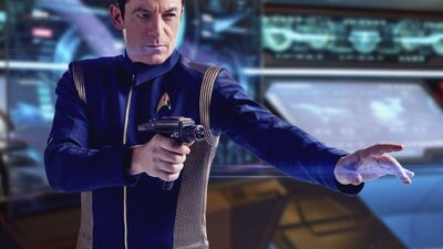 'Star Trek: Discovery': What the Captain Lorca Revelation Means for the Crew
