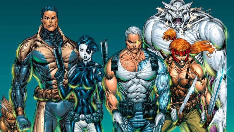 xman comic book tv tropes - 800×450