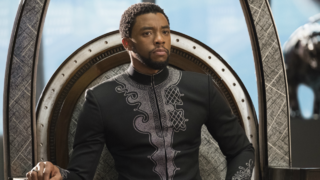 Black Panther and Killmonger's Battle for the Heart-Shaped Herb