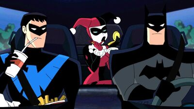 'Batman and Harley Quinn' Takes a Turn For the Silly