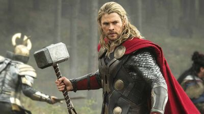 5 Non-Marvel Characters Who Could Wield Thor's Hammer