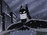 Batman's 1st suit