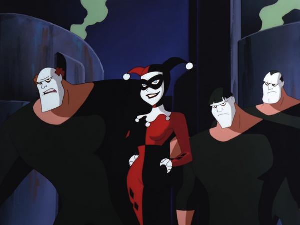 Mo, Lar and Cur | DC Animated Universe | Fandom