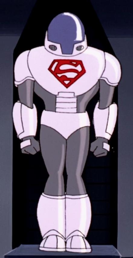 Superman space suit