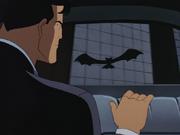 Make-shift Bat-signal