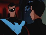 Nightwing and Robin