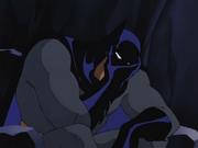 Batman contemplates his life