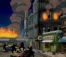 Dakota riots