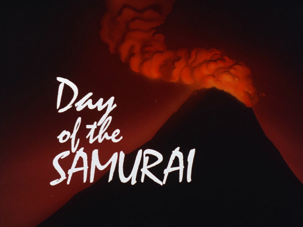 Day of the Samurai"