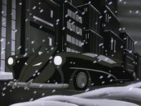 Early Batmobile