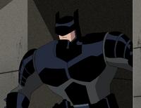 Savage Time Batman