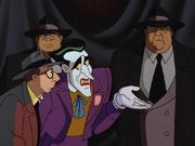 The Joker talks to Sidney