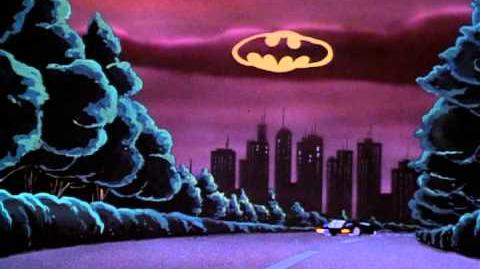 Batman Mask of the Phantasm (Trailer)