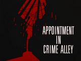 Appointment In Crime Alley-Title Card