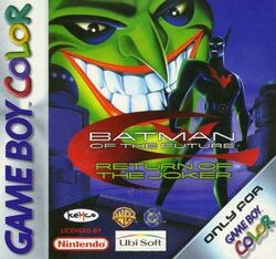Videogame BBROJ GBC