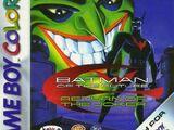 Batman Beyond: Return of the Joker (video game)