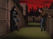 Batman passive