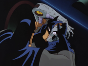 Batman wonder about silicon soul