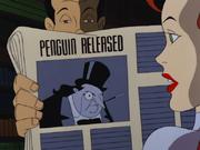 News of Penguin's release