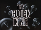 The Clock King-Title Card