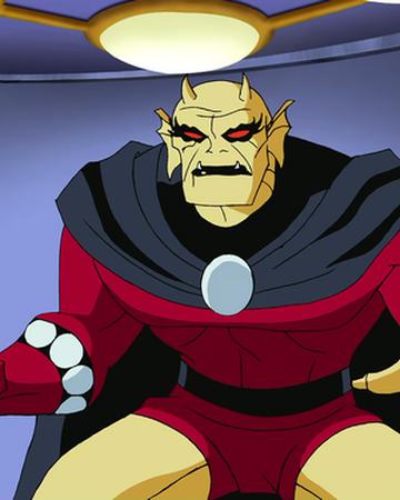 Etrigan | DC Animated Universe | Fandom