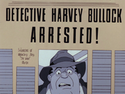 News of Bullock's arrest