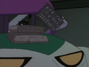 Joker's Wild misspelled sign