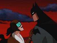 Roxy and Batman