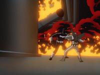 Batman vs Firefly