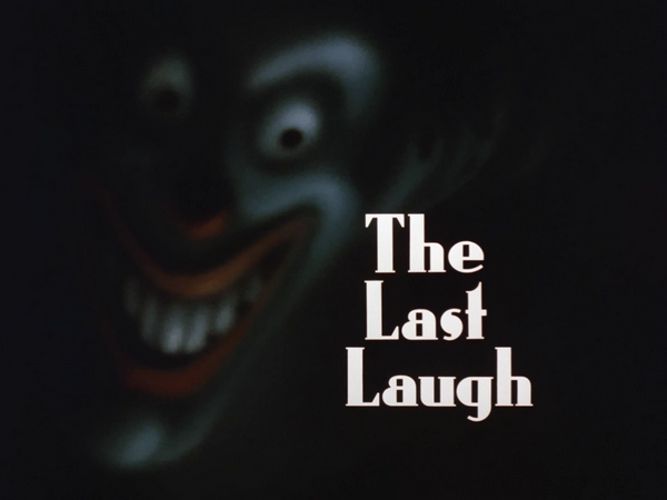Image result for the last laugh title card