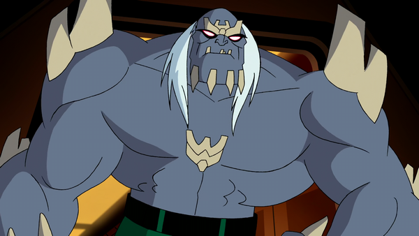 Doomsday Dc Animated Universe Fandom