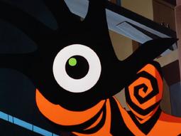 Spellbinder eyeball
