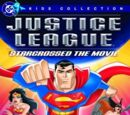 Justice League - Starcrossed: The Movie (DVD)