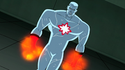 Captain Atom charges