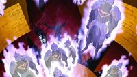 Despero's forces