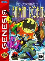 Video game AoBaR Genesis