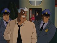 Gordon arrested