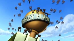 Thanagarian invasion