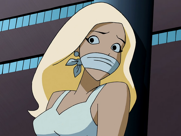 amy (pryce's girlfriend) | dc animated universe | fandom powered