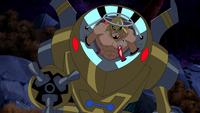 Kragger armored