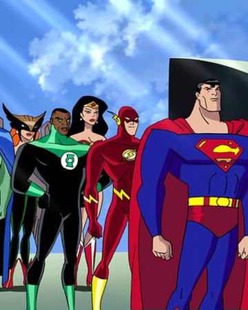 "Secret Origins"" | DC Animated Universe | Fandom"