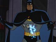 Batman Duplicant damaged