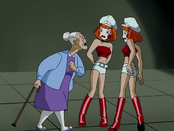 Harley as a grandmom