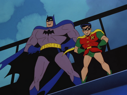 50s Batman and Robin