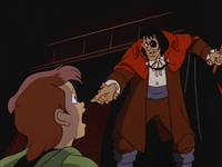 Sewer King scolds Jack