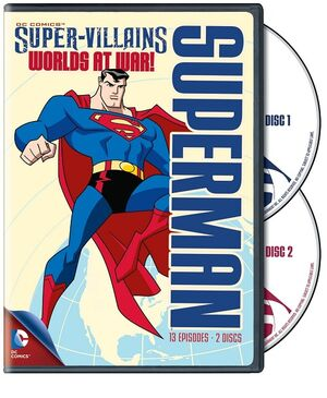 DC Supervillains Superman WaW