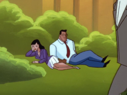 Lois and Clark cameo