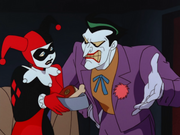 Joker fed up with Harley