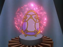 Vonalster Fabergé Egg